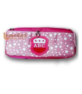 جامدادی برزنتی دخترانه ABC