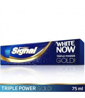 خمیردندان سفید کننده آنی سیگنال 75ml