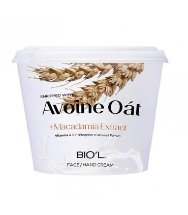 کرم مرطوب کننده AVOINE OAT بیول کاسه ای مناسب پوست حساس و خشک