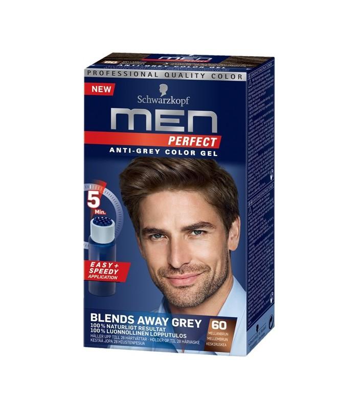 رنگ موی فوری آقایان من پرفکت Men perfect |