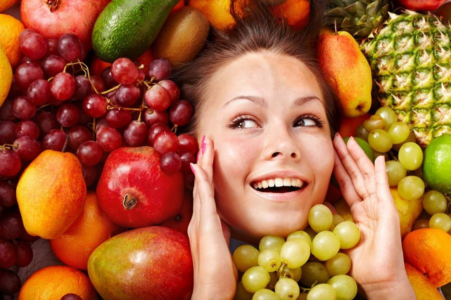 غذای مفید برای پوست